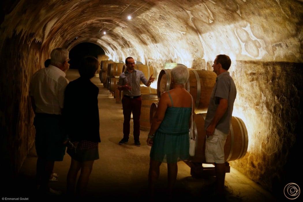 OenoSpheres - La cave