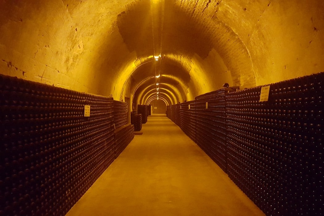 OenoSpheres - Week-end degustation de champagne Cave