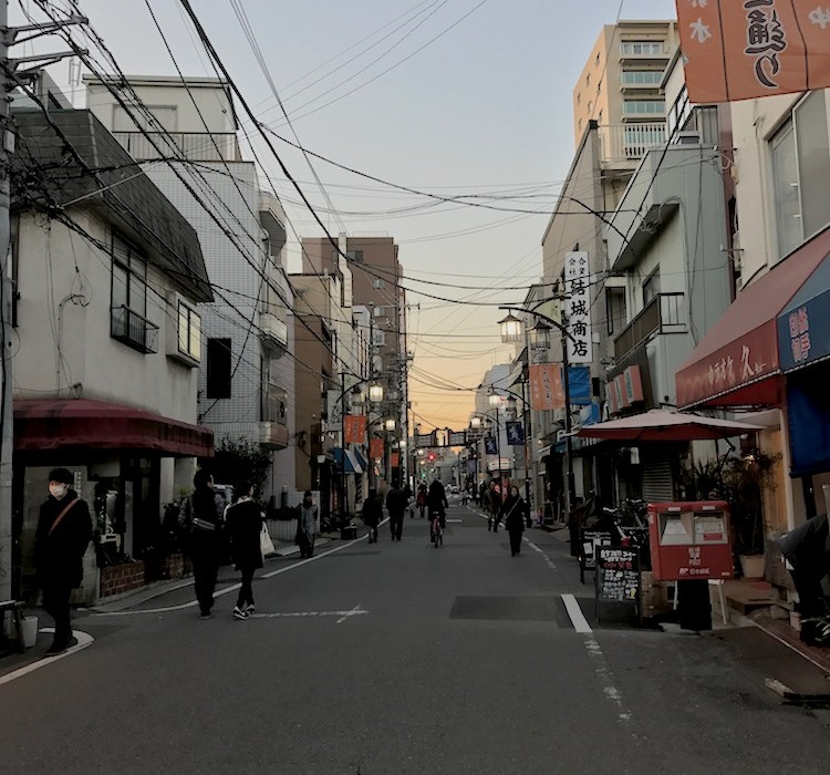 Tokyo et decouverte de Yanaka 1