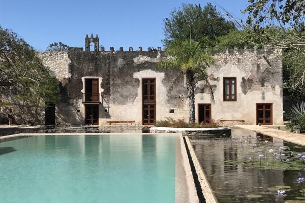 Mon Plus Beau Voyage au Mexique - Yucatan - Hacienda Tamchen