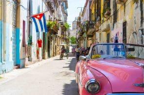 Un voyage à Cuba en vieille américaine
