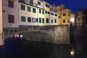 Dîner au Caffè dell'Oro à Florence