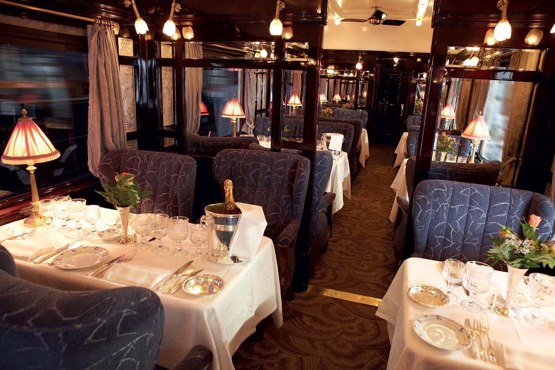 Voyage Insolite Train Venice Simplon Orient Express