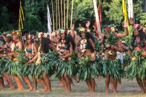 Le Festival des îles Marquises à Ua Pou en 2019