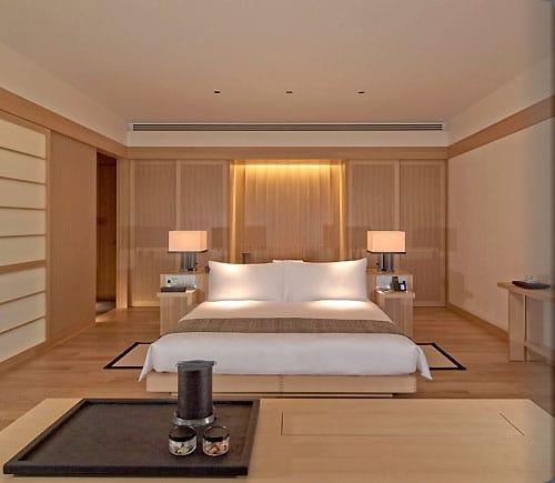 Chambre Japonaise : Hôtel amantokyo et ryokan au japon circuit de luxe