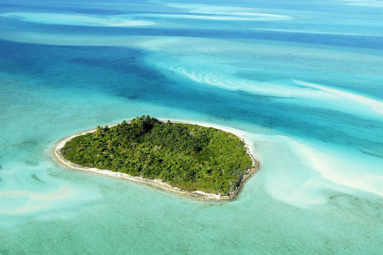 голубая лагуна фото острова вот