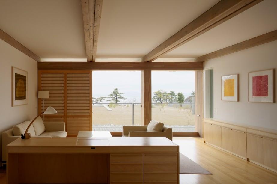 naoshima chambre