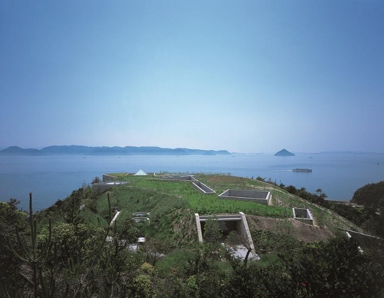 naoshima vue mer de seto