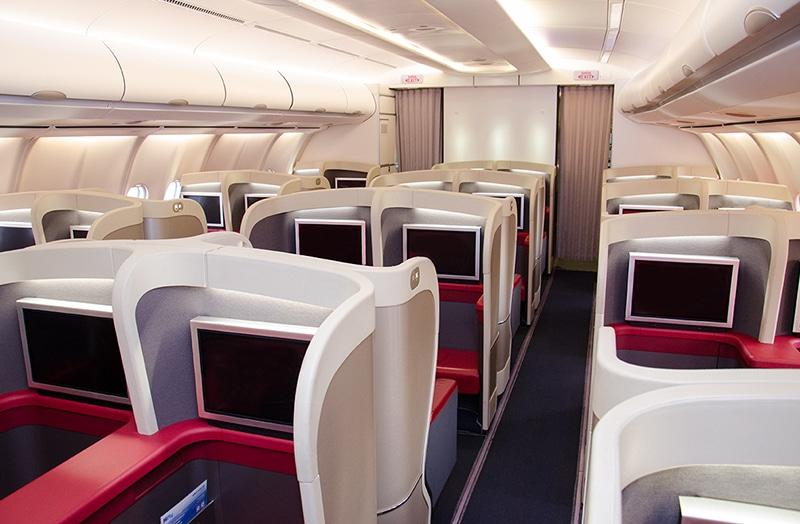 avion de luxe top lairbus a est jusqu prsent le seul avion de luxe possdant deux tages ce qui. Black Bedroom Furniture Sets. Home Design Ideas