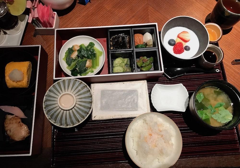 Manger japonais.