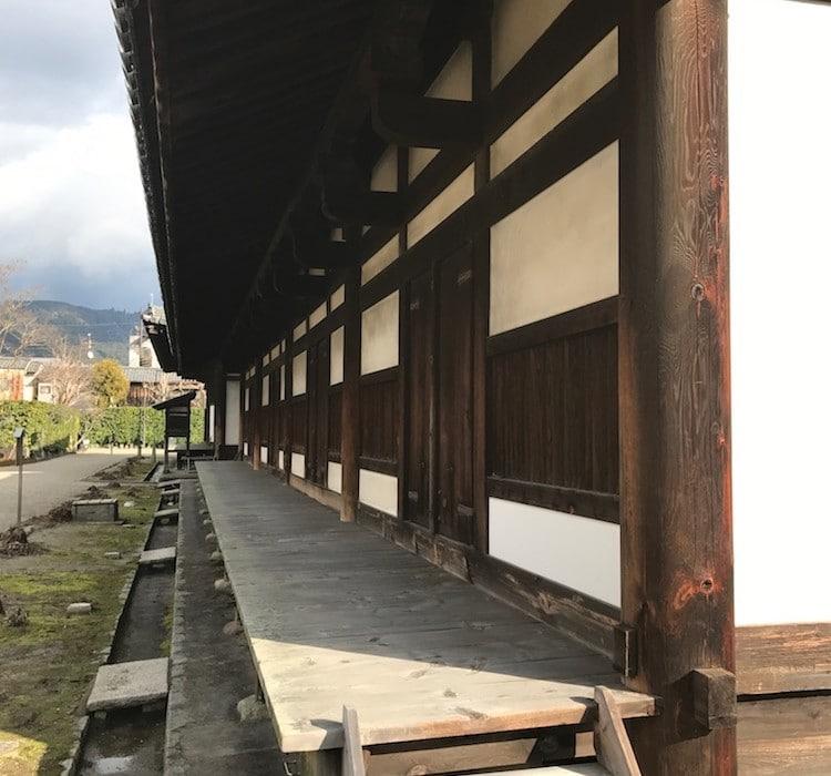 Maison japonaise.