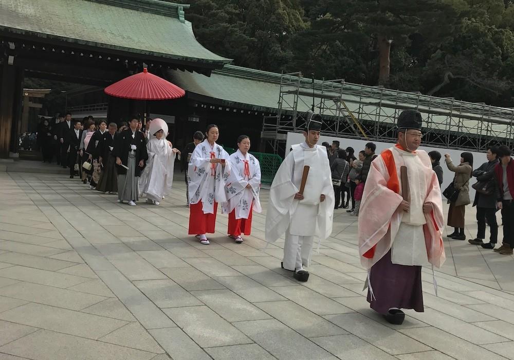 Temple japonais.
