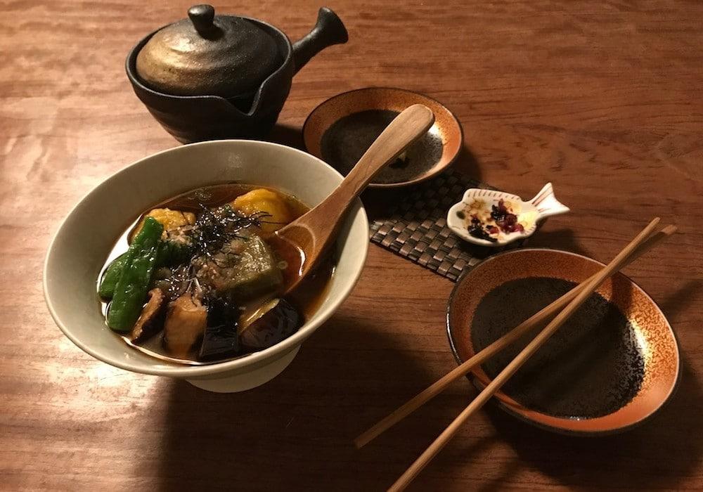Nourriture japonaise.