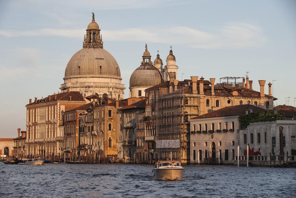 Santa Maria della Salute à Venise