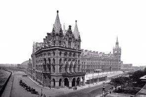 24H à Londres et séjour au Saint Pancras Renaissance
