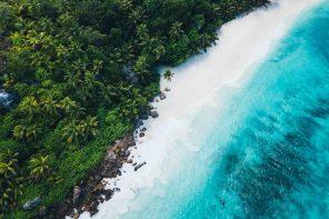 Beauté des Seychelles à North Island…