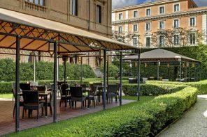 Villa Spalletti Trivelli ou le charme éternel de Rome