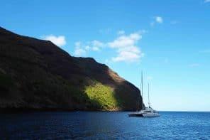 Un voyage hors du temps aux îles Marquises…