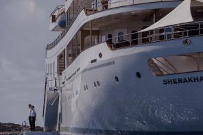 Expédition exclusive à Svalbard à bord du M/Y SHERAKHAN