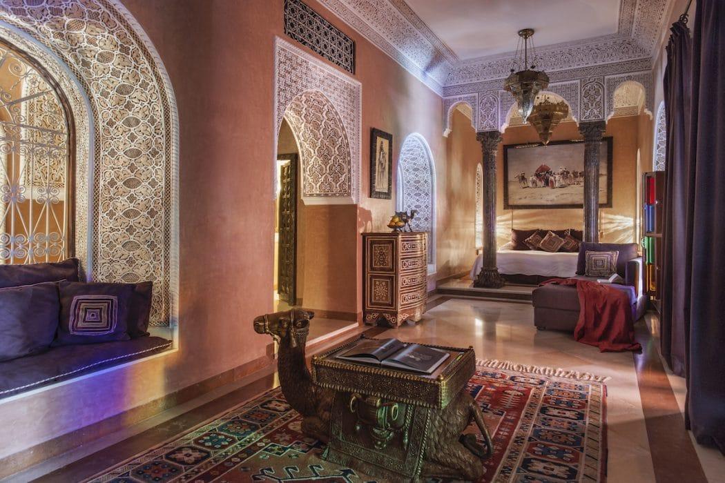 Réservez une chambre à La Sultana.