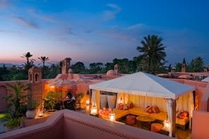 Le Royal Mansour pour un séjour de luxe à Marrakech