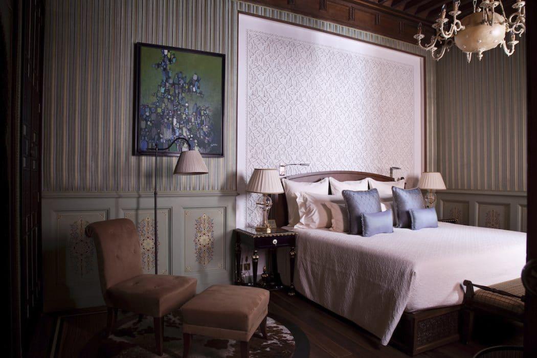 A quoi ressemble une chambre dans un des plus beaux hôtels du monde ?