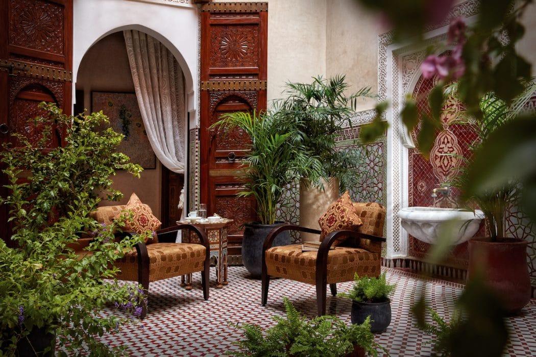 Quel riad choisir au Royal Mansour Marrakech ?