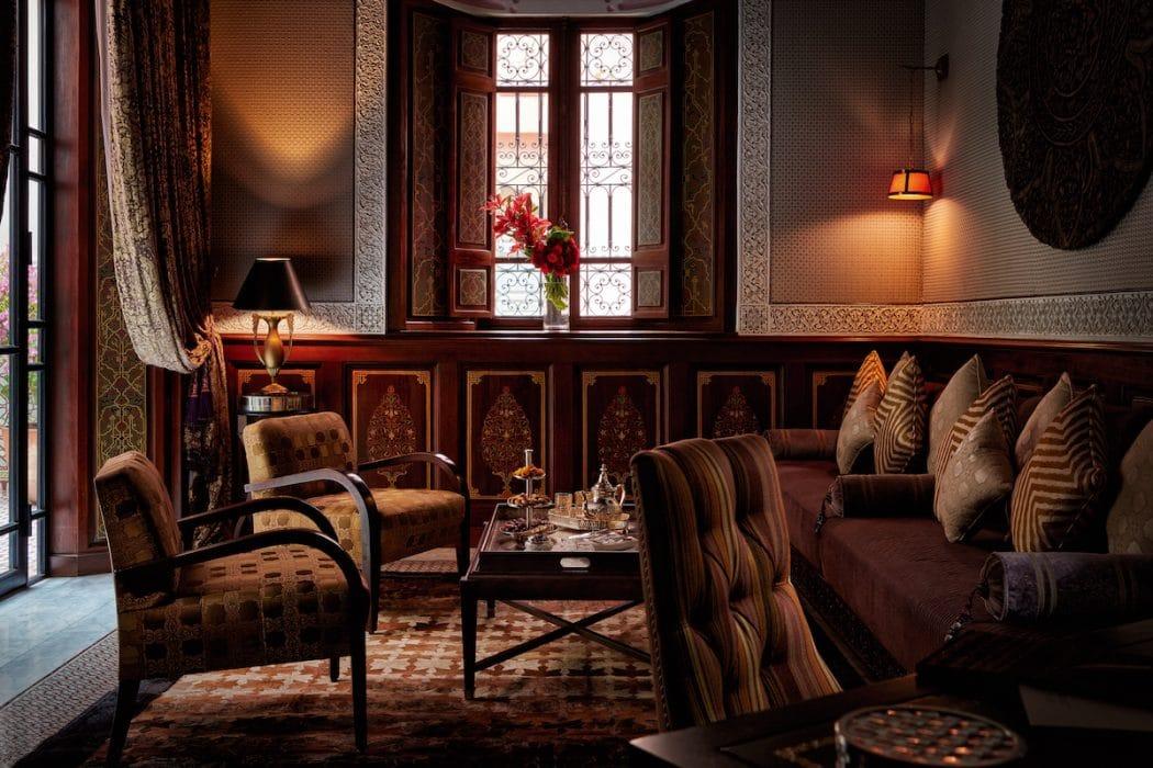 Où manger au Royal Mansour ?