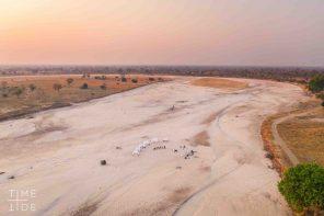 Safari exceptionnel en Zambie avec Time+Tide