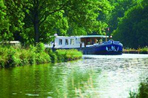 Croisière fluviale en Bourgogne avec Belmond Afloat in France