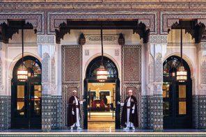 La Mamounia à Marrakech
